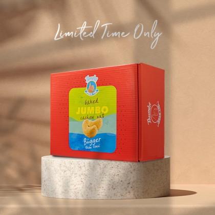 800g THUMBS Baked Jumbo Cashew - Free Shipping + Ziplock Bag