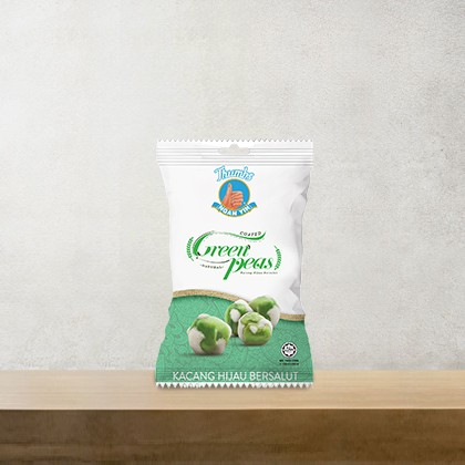 40g THUMBS Coated Green Pea