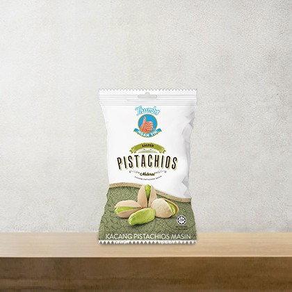 30g THUMBS Salted Pistachios